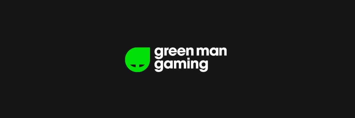 Green Man Gamingのロゴ