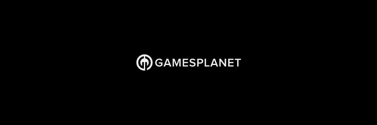 gamesplanetのロゴ