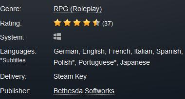 gamesplanetの対応言語情報