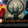 Humble Monthly 2019年3月バンドル販売開始 – EARTH DEFENSE FORCE 4.1(地球防衛軍4.