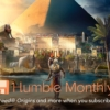 Humble Monthly 2019年5月バンドル販売開始 – Assassin's Creed Origins – Humb