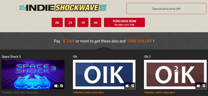 gala_Indie Shockwaver Bundle
