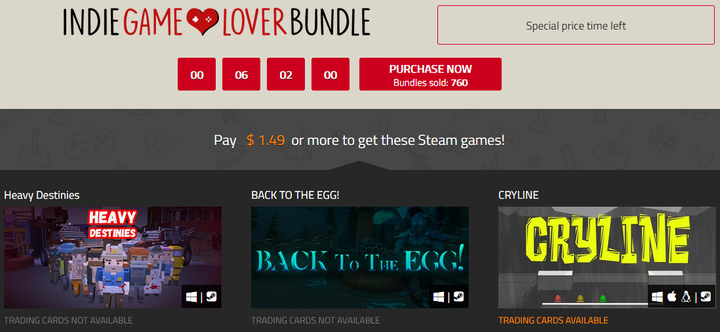 gala_The Indie Game Lover Bundle