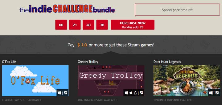 gala_The Indie Challenge Bundle