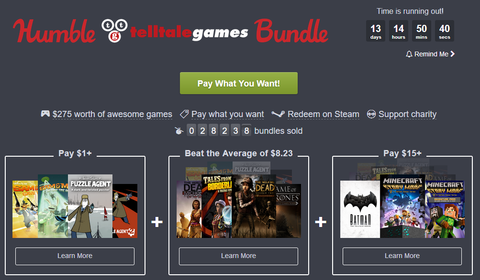 humble_Telltale Bundle